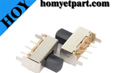 What is a slide switch and what is the principle of a slide switch?